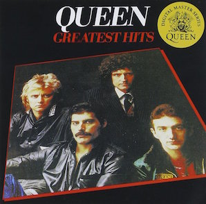 QUEEN「GREATEST HITS」GLEE