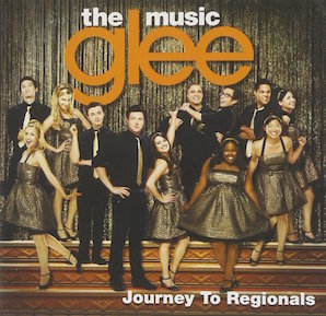 「GLEE THE MUSIC JOURNEY TO REGIONALS」