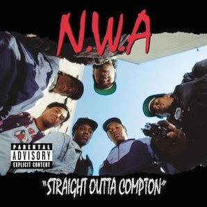 NWA「STRAIGHT OUTTA COMPTON」