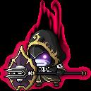 3503007堕落した魔族盾兵(強化型)