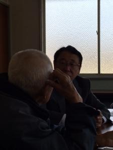 遠石懇談会