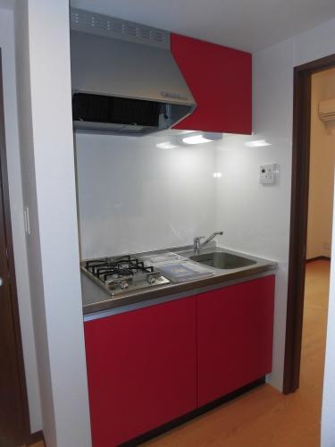 カーサファミール (1B) (キッチン) (3)