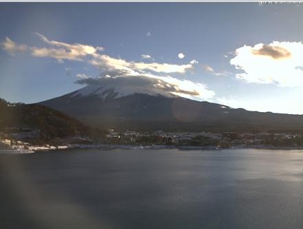 Baidu IME_2016-1-18_13-1-49河口湖逆さ富士カメラ