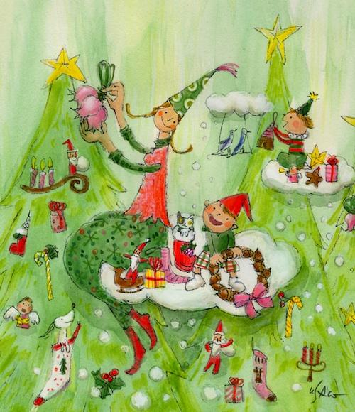 小クリスマス