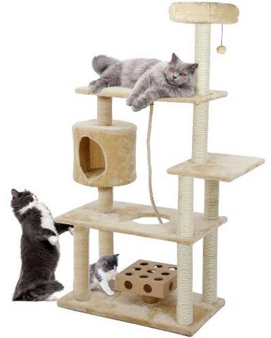 Cat tower 23