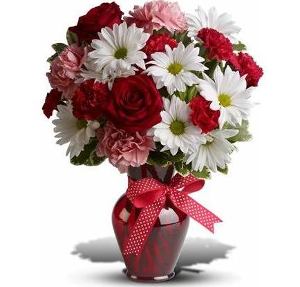 Vday flower 210