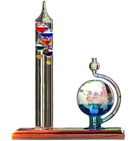 Galileo Thermometer 216