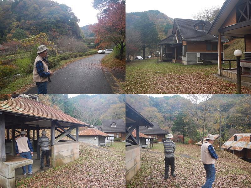 紅葉キャンプ12