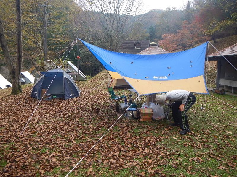 紅葉キャンプ17