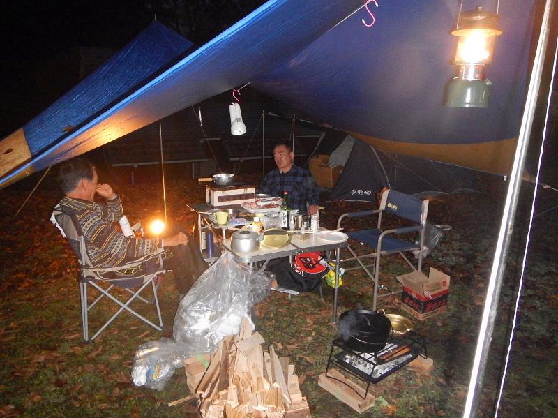紅葉キャンプ20