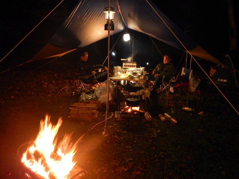 紅葉キャンプ22