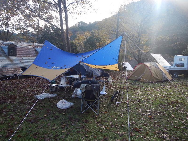 紅葉キャンプ25
