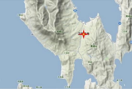 4)能美町・沖美町南部 八幡神社