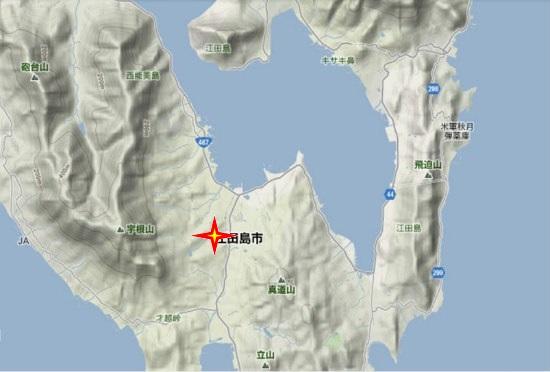 2)江田島町南部 養源寺跡