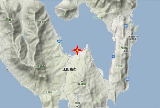 2)江田島町南部 利根記念館
