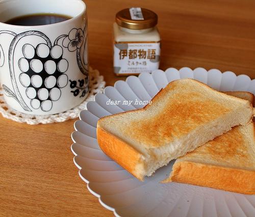 ひとり朝食
