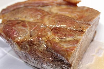 ブロック肉