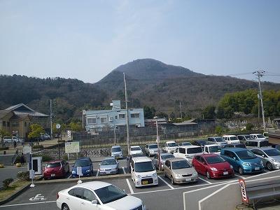 道の駅から二上山