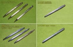 ボールペンやペンシルや万年筆