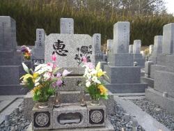 墓参り20160226