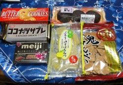 買ったお菓子20151231