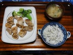 夕食2016-02-01