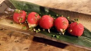 トマト餃子1
