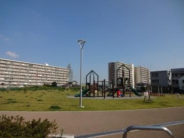 空き地が公園に