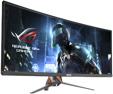 ASUS Gamingモニター 34型 ウルトラワイドディスプレイ ROG SWIFT ( フリッカフリー / 応答速度5ms / 3440×1440 / IPSパネル / GSYNC / Displayport × 1, HDMI × 1 / 3年保証 ) PG348Q