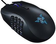 Razer Naga ChromaマルチライティングMMOゲーミングマウス 【正規保証品】 RZ01-01610100-R3A1