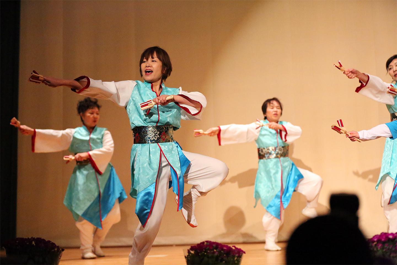 蓮田 みんなで踊ろうフェスティバル Yosakoi lovers 鍾馗.jpg