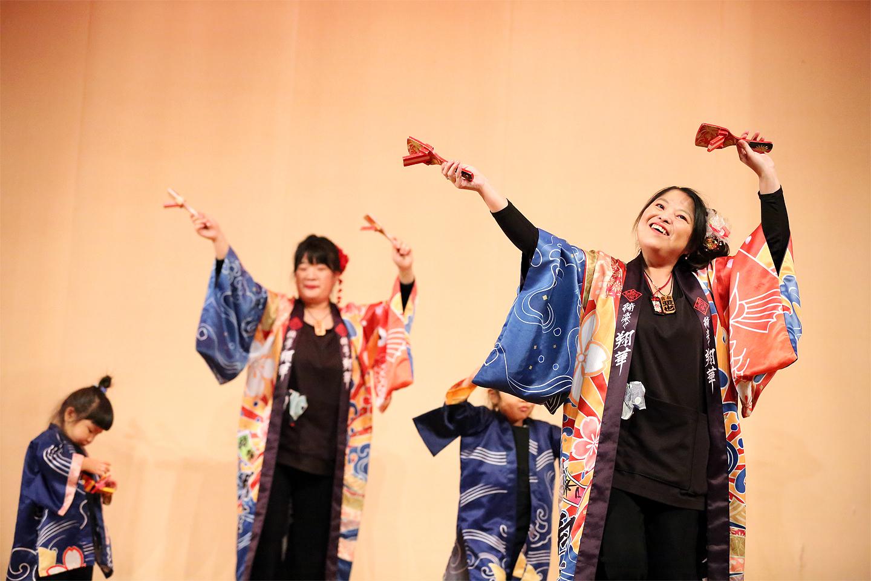 蓮田 みんなで踊ろうフェスティバル 綺楽々翔華.jpg