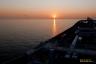 海ほたるの日の出2