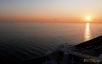 海ほたるの日の出3