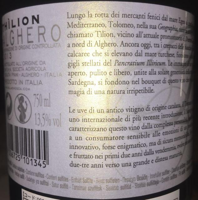 Thilion Alghero 2013 part2