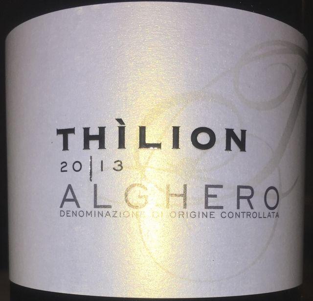 Thilion Alghero 2013 part1