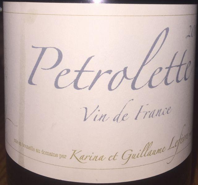 Petrolette Karina et Guillaume Lefe