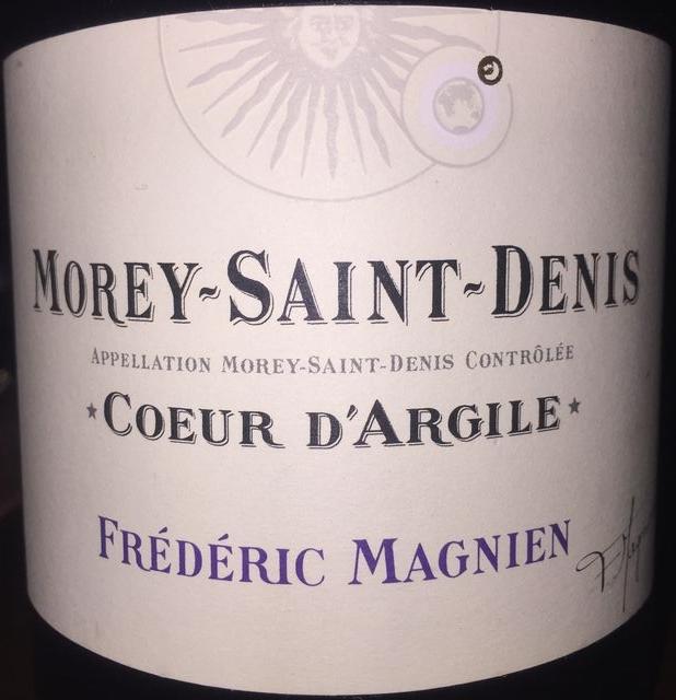 Morey Saint Denis Coeur dArgile Frederic Magnien 2010