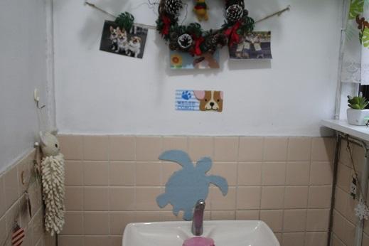 トイレの棚 その1