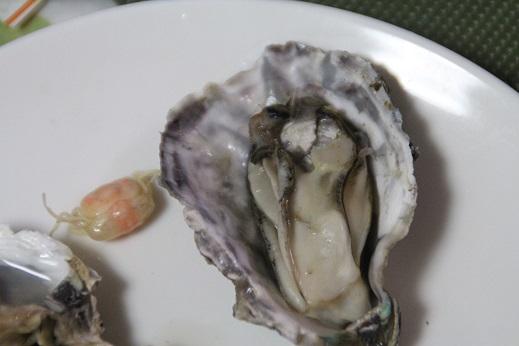 初牡蠣 その2