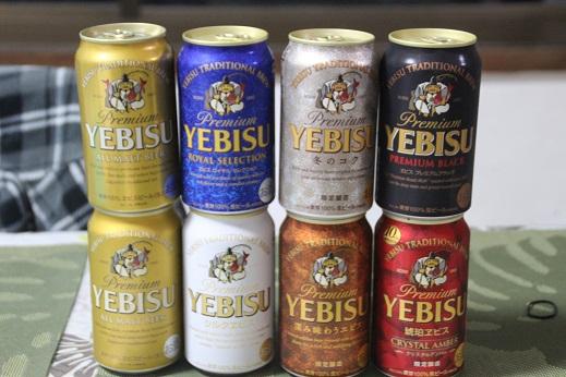 エビスビール 2016-1-4
