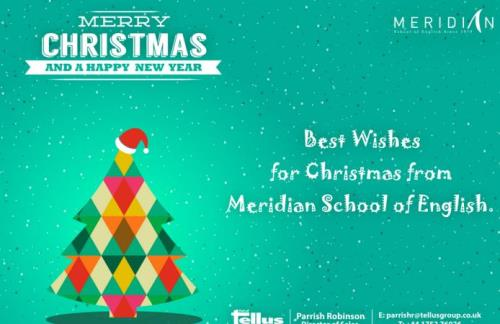 Christmas 2015 Meridian Language School
