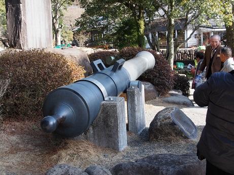 P2180597大砲展示
