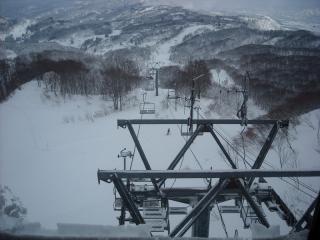 リフト_雪