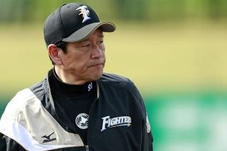 プロ野球監督 日ハム栗山