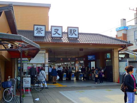 077柴又駅