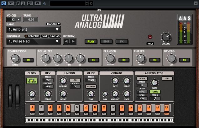 Ultra Analog VA2_2016