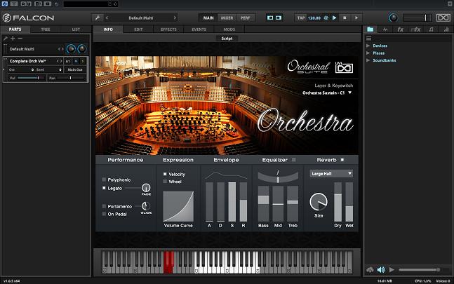 Orchestral Suite