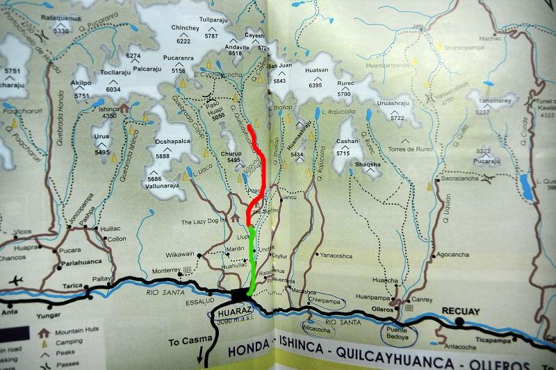 ワピ峠地図1