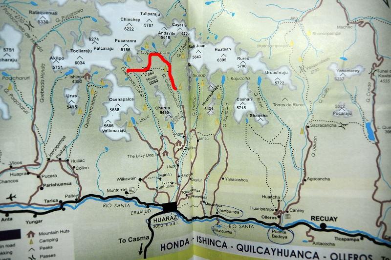 ワピ峠地図2
